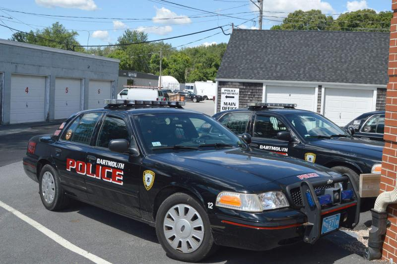 Dartmouth police chief, wife seek $4 million in lawsuit against town
