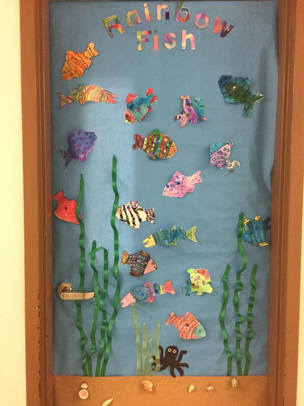 Demello School Promotes Reading With Door Decorating Contest Dartmouth