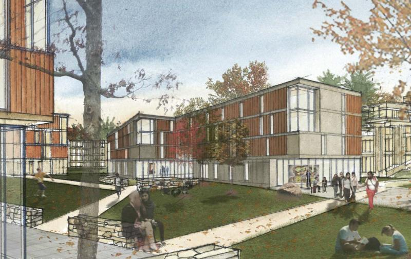 University master plan calls for new buildings, roads, and ...