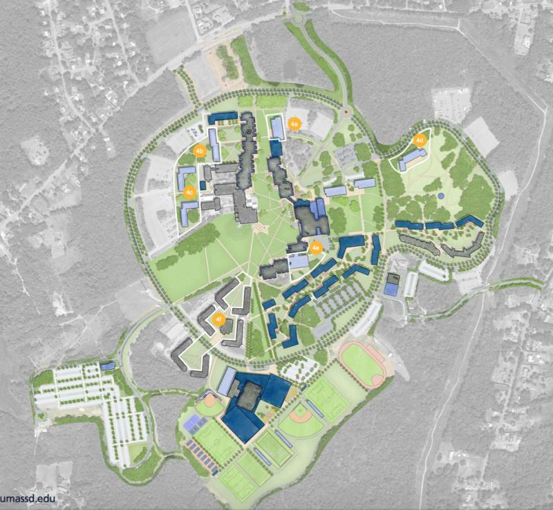 University master plan calls for new buildings, roads, and housing ...