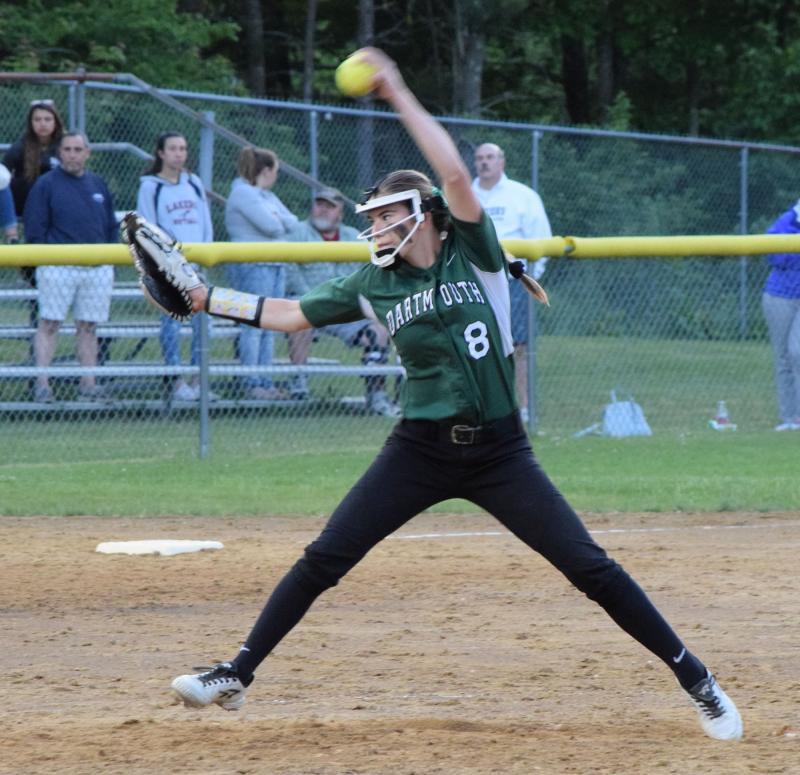 Softball ends postseason run in quarter finals | Dartmouth