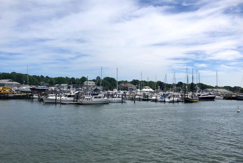 Padanaram Voted Best Harbor In The US