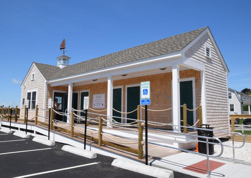 Town, state officials celebrate opening of Maritime Center | Dartmouth