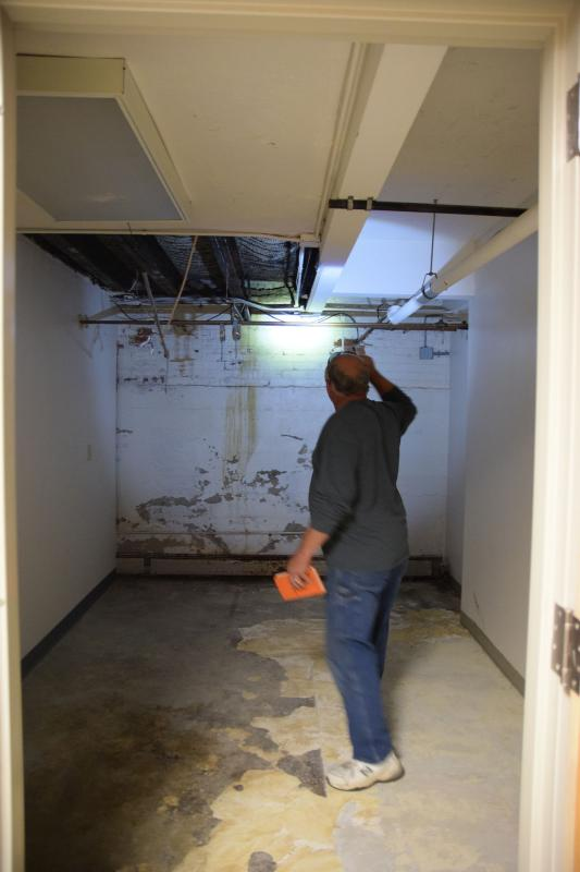 Take a peek inside the old Dartmouth Police Station | Dartmouth