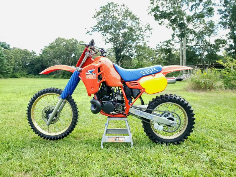 Police investigating report of stolen dirt bike | Dartmouth