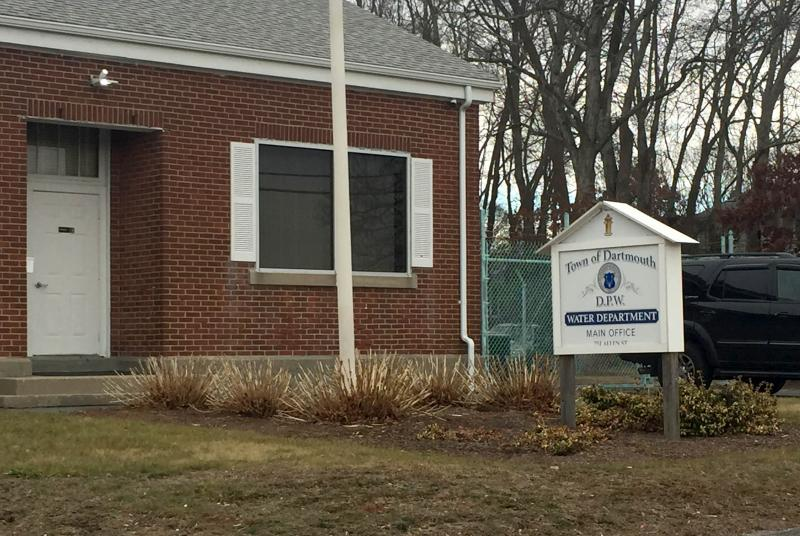 Dartmouth, MA news - The Allen Street testing site was where one of the violations was discovered