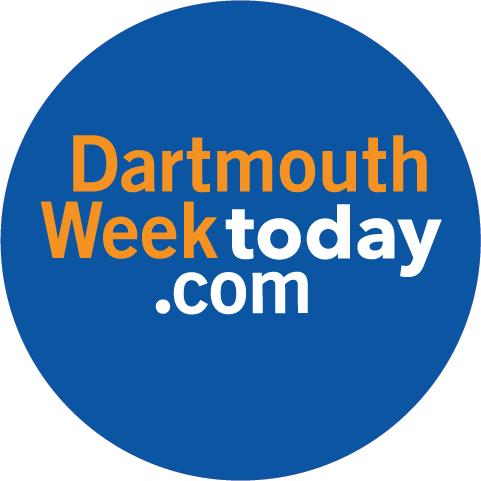dartmouth social media logo.'