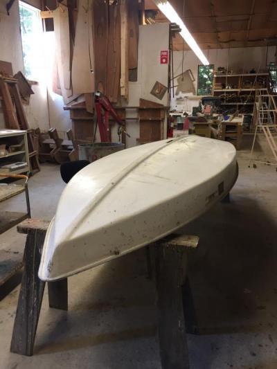 Made in Dartmouth: Marshall Marine catboats | Dartmouth