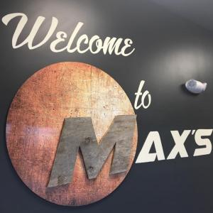 The entrance to Max's Restaurant. Photo courtesy: Max's Restaurant/Facebook.