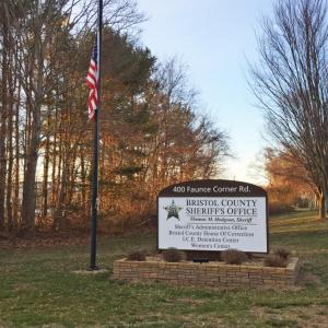 Dartmouth Week - Dartmouth, MA news - The sign outside the Bristol County Sheriff's Office on Faunce Corner Road