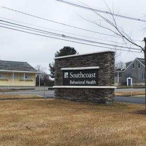 Dartmouth Week - Dartmouth, MA news - The sign for Southcoast Behavioral Health